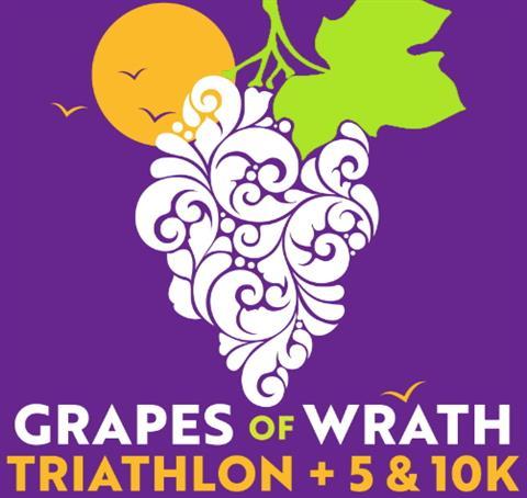 Grapes of Wrath Triathlon, 5K & 10K